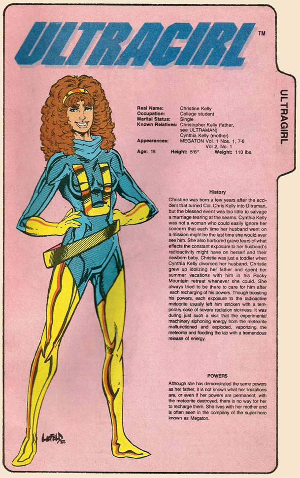 Ugirl Explosion Youngblood & Rob Liefeld