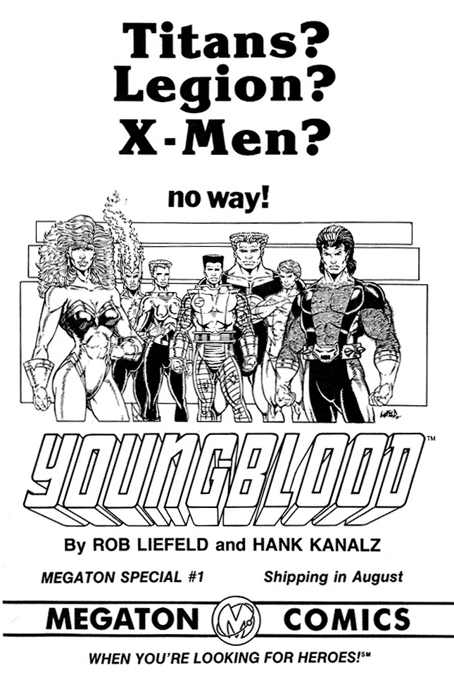 Youngblood Youngblood & Rob Liefeld