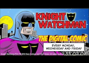 Knight Watchman Strip